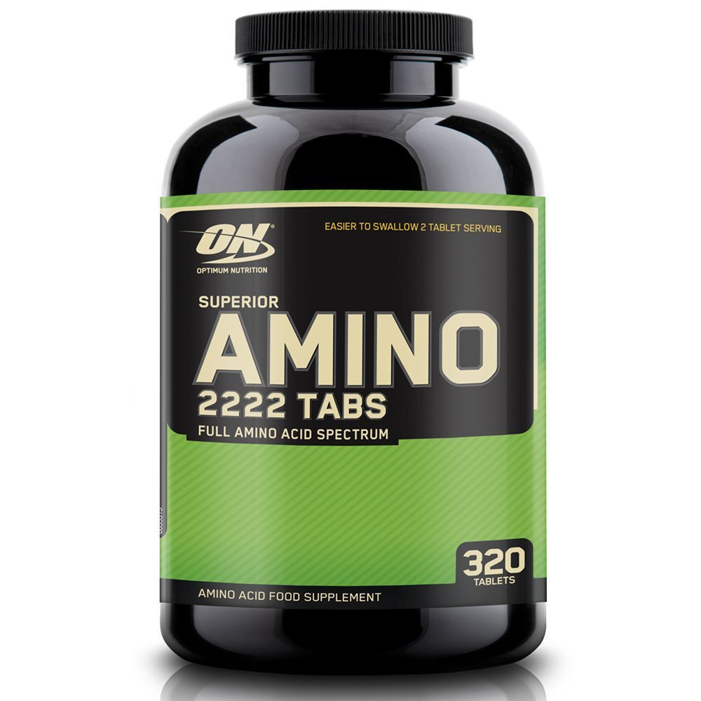 ON Superior Amino 2222 Tabs 320 tabletta