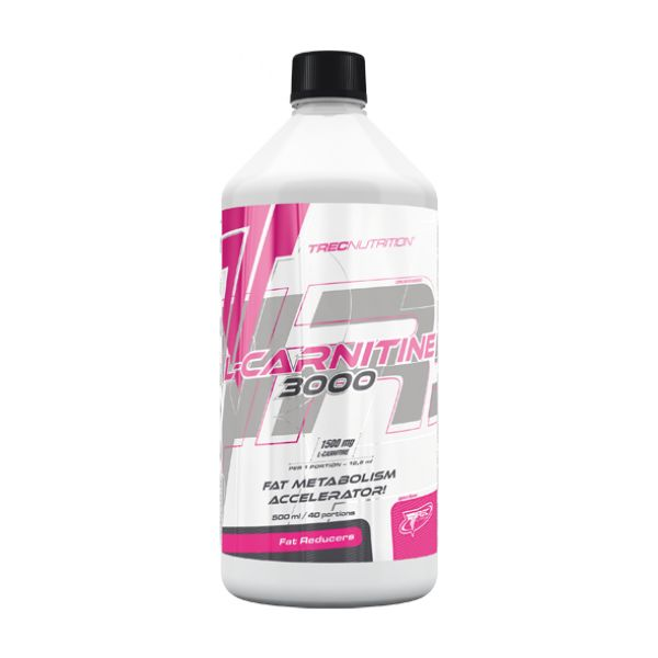 Trec Nutrition L-Carnitine 3000 500ml