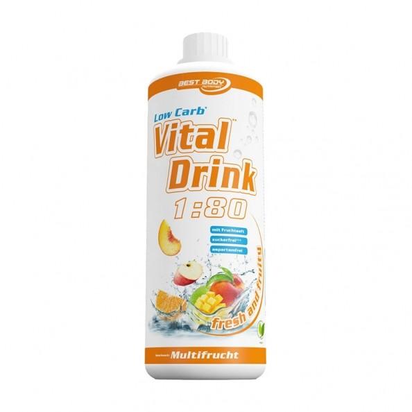Best Body - Low carb vital drink - 1000ml