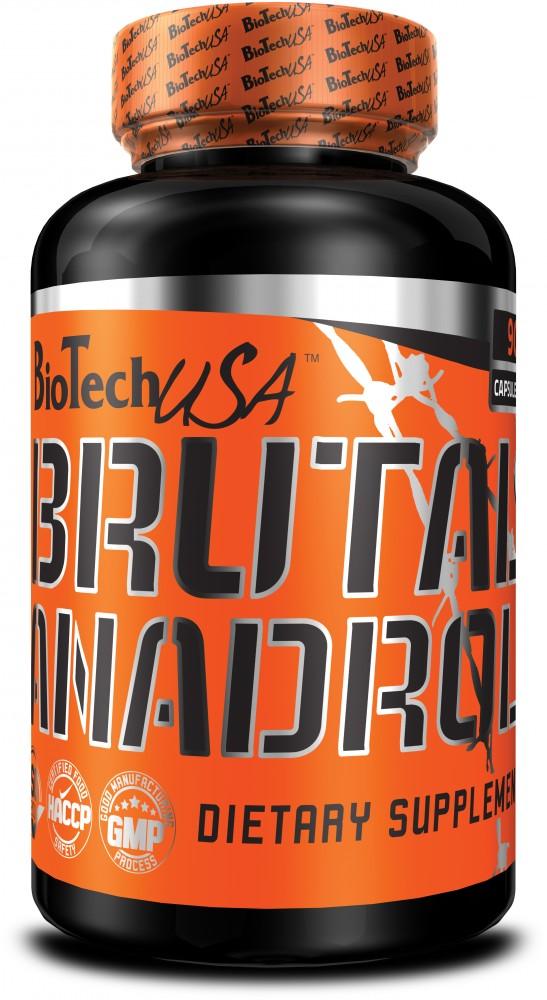 BioTechUSA Brutal Anadrol - 90 Caps