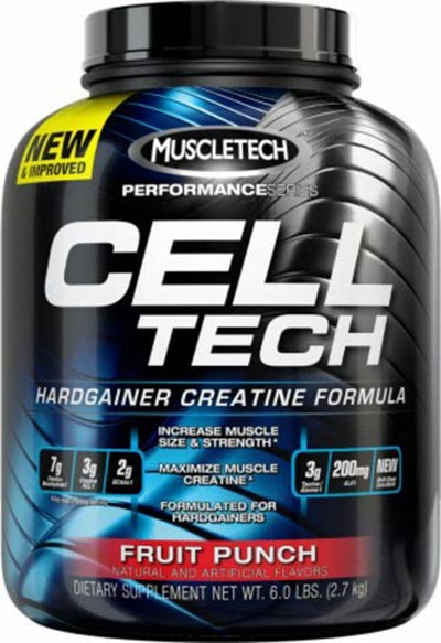 MuscleTech CELL-TECH (485 g)