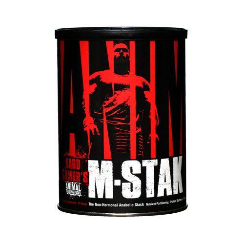 Universal Animal M-Stak 21 pack
