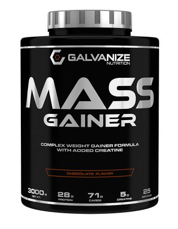 GALVANIZE Nutrition Mass Gainer 3000g
