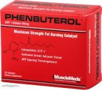 Musclemeds Phenbuterol 30 tabletta
