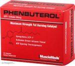 Musclemeds Phenbuterol 30 tabletta