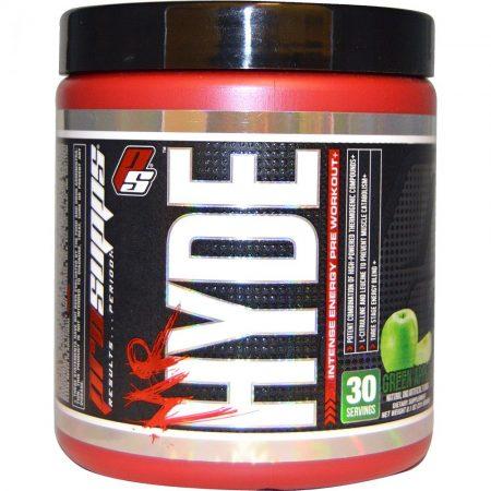 Mr. Hyde, Intense Energy Pre Workout