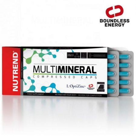 Nutrend Multimineral 60 caps