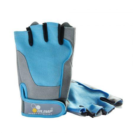 Olimp Fitness One edzőkesztyű (kék)