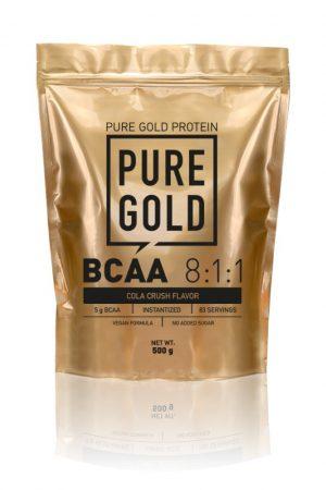 Pure Gold BCAA 8:1:1  500g