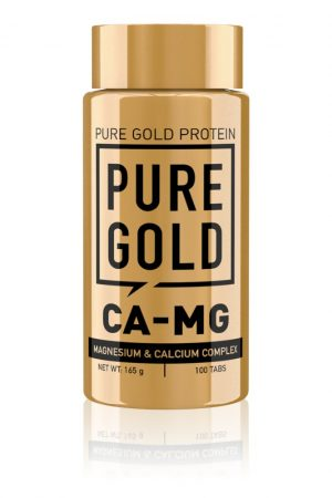 Pure Gold CA - MG 100 tabs.