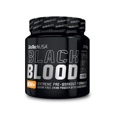 BioTechUSA - Black Blood + 330 g