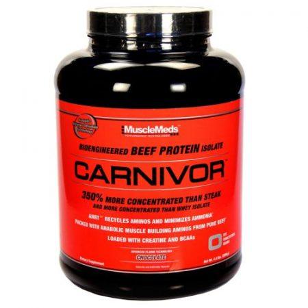 MuscleMeds Carnivor 2038 gramm