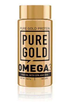 Pure Gold Omega 3 100caps