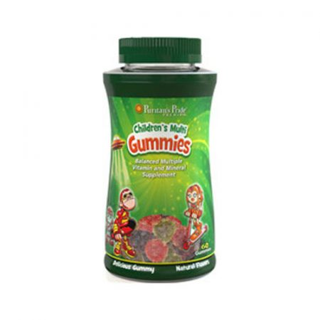 Children Multi Gummies 120 db.