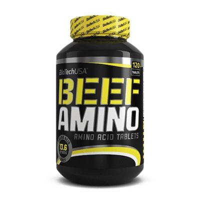 BioTechUSA beef amino 120 caps.