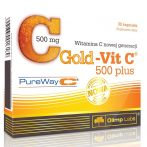 Olimp Labs GOLD-VIT C® 1000 PLUS - 30 kapszula