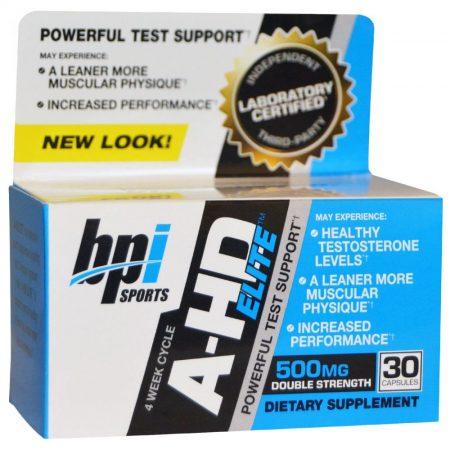 BPI A-HD Elite 30 cap.
