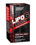 Nutrex Lipo 6 Black Ultra Concentrated - 60 Kapszula