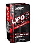 Nutrex Lipo 6 Black Ultra Concentrated - 60 Kapszula