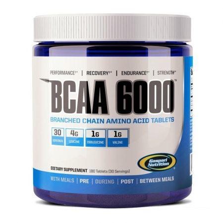Gaspari Nutrition BCAA 6000 180 db tabletta