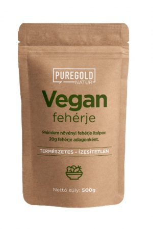 Pure Gold Vegan fehérje 500g