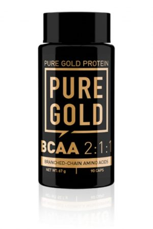 Pure Gold BCAA 2:1:1   90 caps