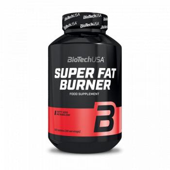 BioTechUSA Super Fat Burnner 120 tab.