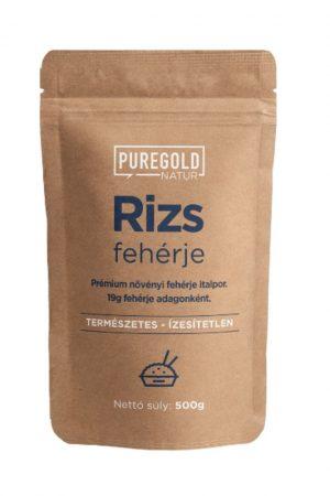 Pure Gold Rizs fehérje 500g