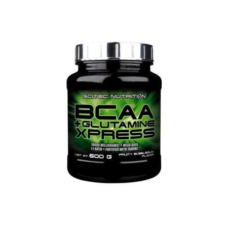 SCITEC BCAA +Glutamine Xpress 600g