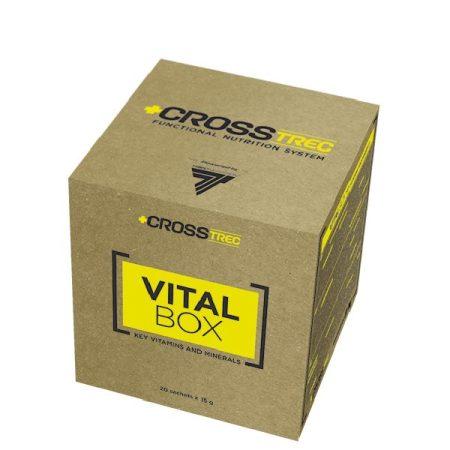 Trec Nutrition CROSSTREC VITAL BOX - 1doboz/20 tasak
