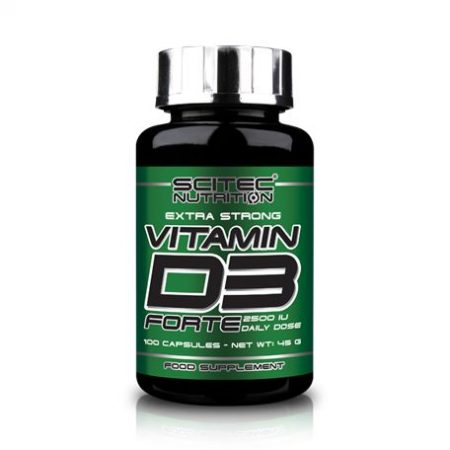 Scitec Nutrition VITAMIN D3 250 cap.