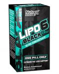 Nutrex Lipo 6 Black Hers Ultra Concentrated - 60 Kapszula