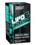 Nutrex Lipo 6 Black Hers Ultra Concentrated - 60 Kapszula
