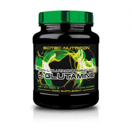 Scitec Nutrition L-GLUTAMINE 100% 600gramm