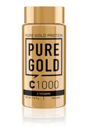 Pure Gold C 1000   100caps