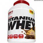 SAN 100% Pure Titanium Whey 2268g
