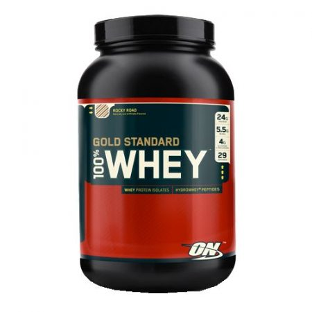 Optimum Nutrition 100% Gold Standard Whey 900 g