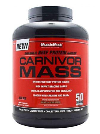 MuscleMeds CARNIVOR MASS 2716 gramm