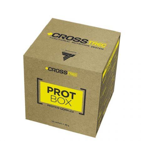 Trec Nutrition CROSSTREC PROT BOX - 1doboz/50 tasak