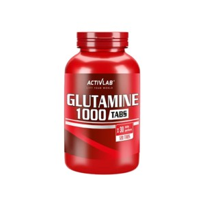Activlab Glutamine 1000  240 tabs.