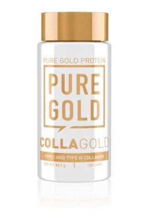 Pure Gold Colla Gold 120 caps
