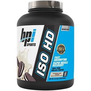 BPI Sports Iso Hd  2208g