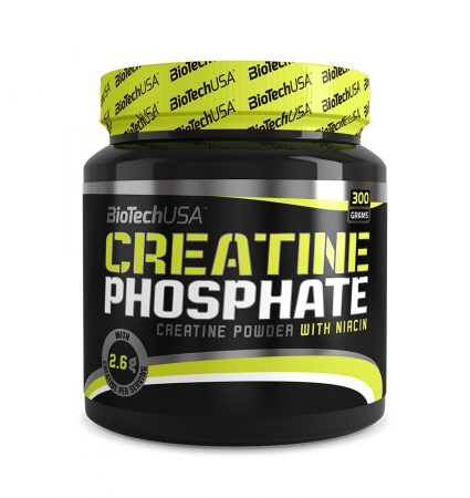 Biotech Creatine Phosphate (300 gr.)
