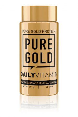 Pure Gold Daily Vitamin 60 caps