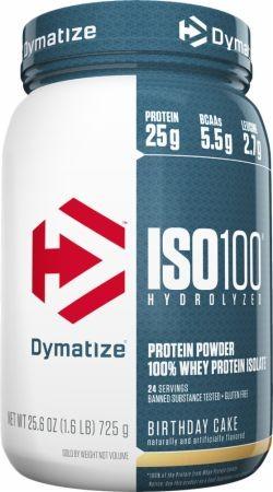 Dymatize Iso-100 900g