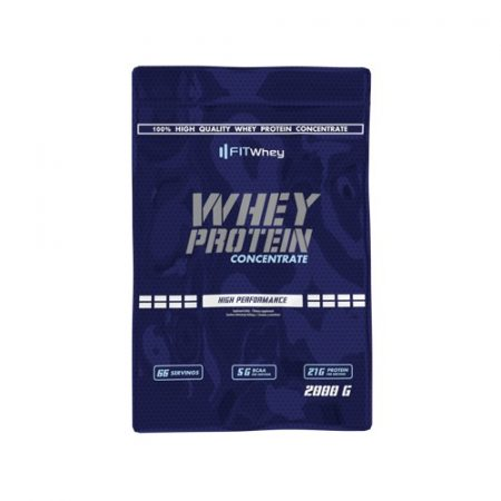 FitWhey Whey Protein 2000g