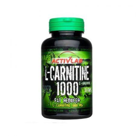 Activlab L-Carnitine 1000 30 cap