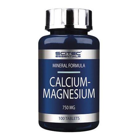 Scitec Calcium-Magnesium 100 tabl.