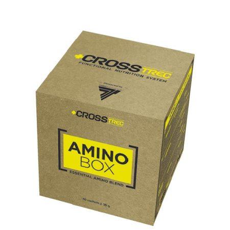 Trec Nutrition CROSSTREC AMINO BOX - 1doboz /30 tasak