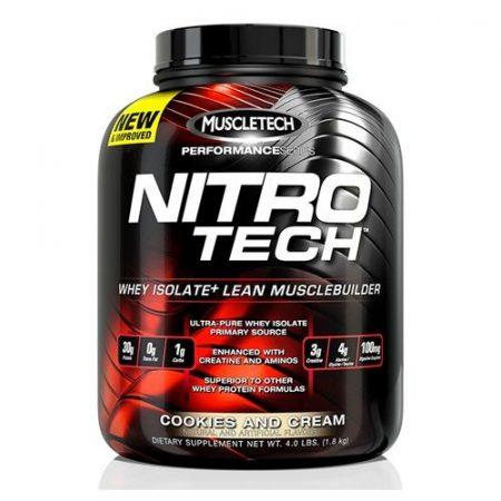 MUSCLETECH PERFORMANCE NITRO-TECH (1800 G)